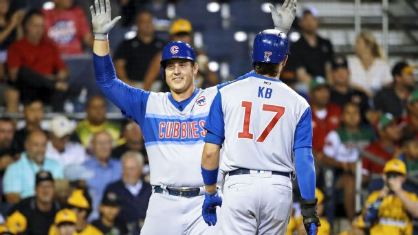 Cubs trip to Williamsport might have been just what they
