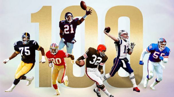 Tom Brady over Joe Montana? Choosing the NFL's greatest ever at each position