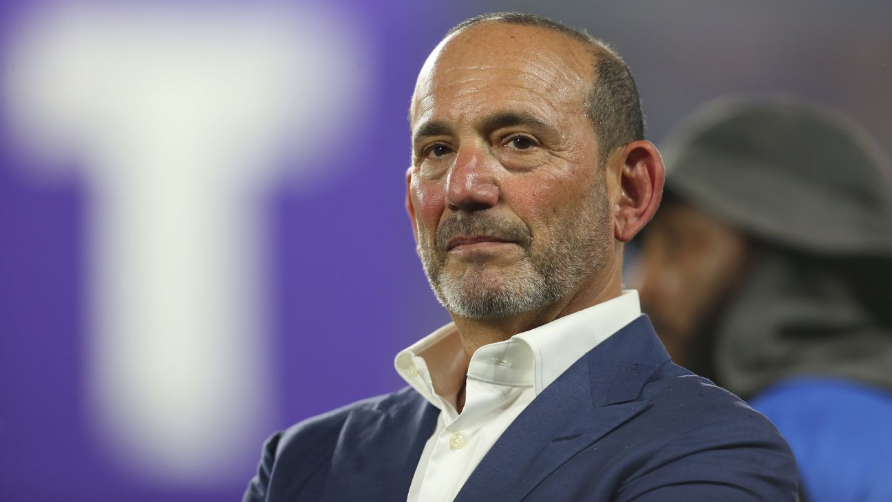 Don Garber, MLS commissioner