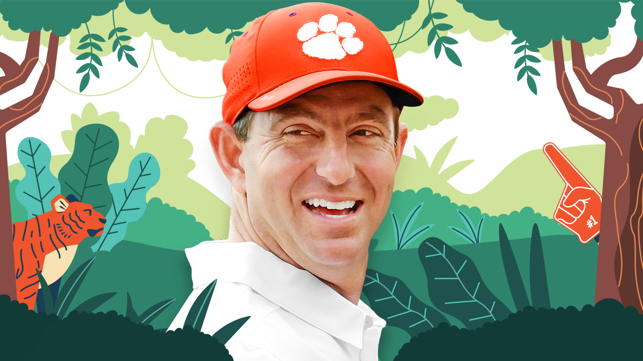 How Dabo built Clemson into a monster
