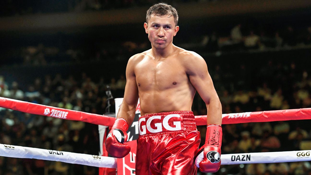 Canelo raises the stakes of GGG vs. Derevyanchenko even higher