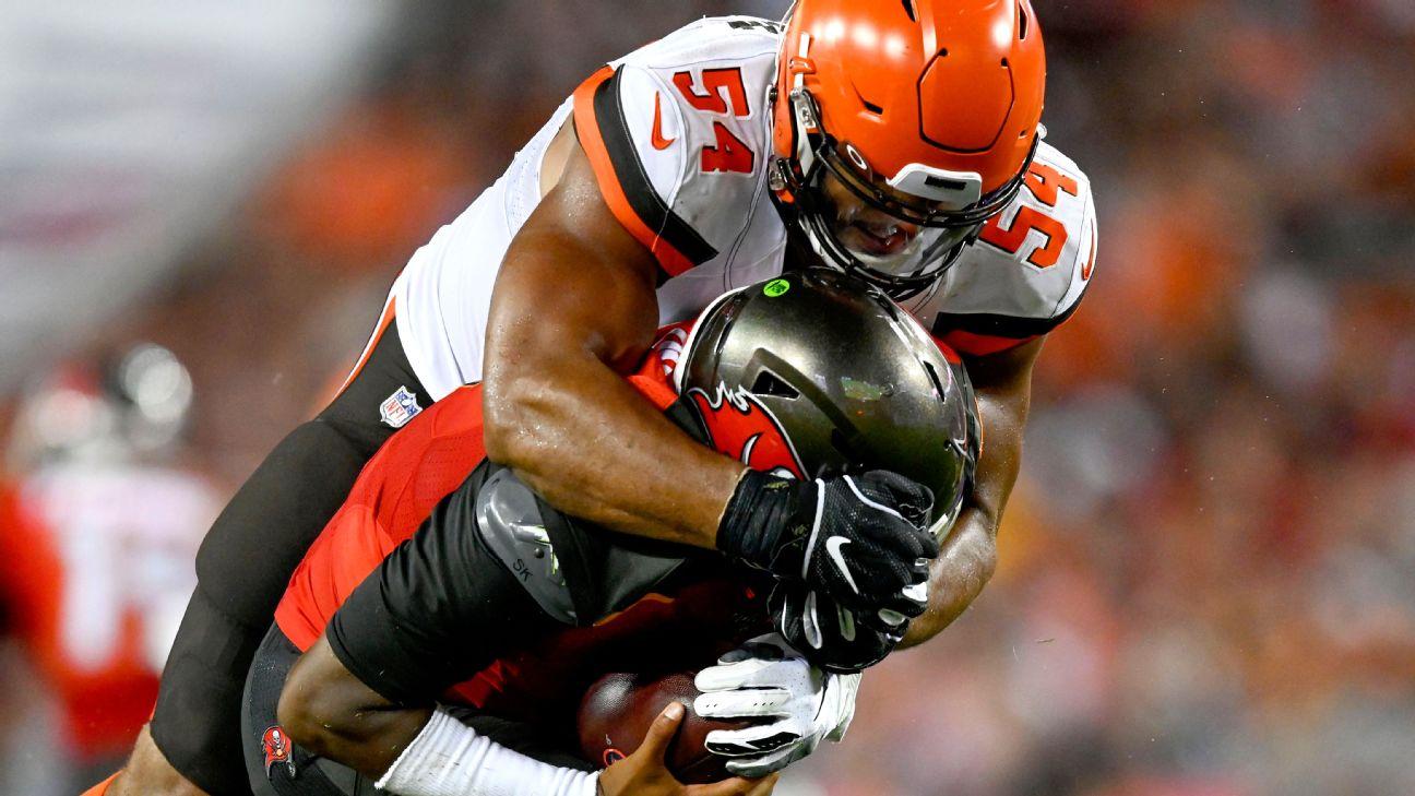 94c5c417 NFL preseason Week 3 takeaways: Browns might have the defensive ...