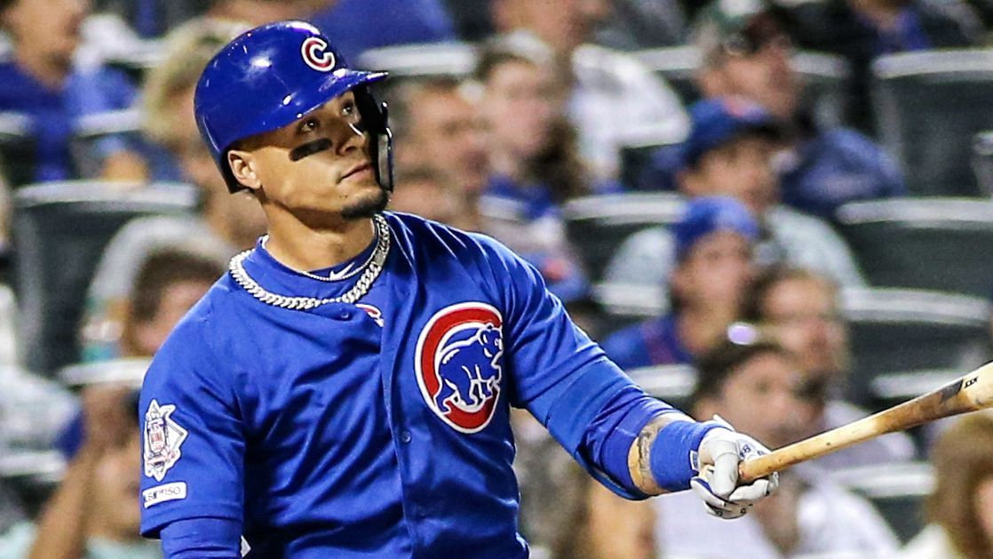 Javier Baez chose the right time to start raking again for the Cubs