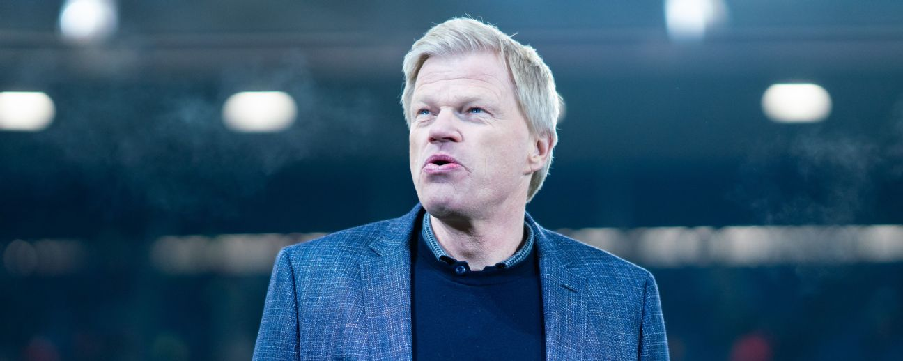 Former Bayern Munich keeper and Germany captain Oliver Kahn will join the club's board next year before taking over as chairman and CEO in 2022.