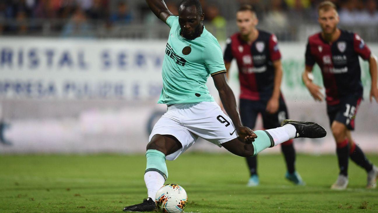 Inter ultras defend Cagliari racist abuse of Lukaku 5