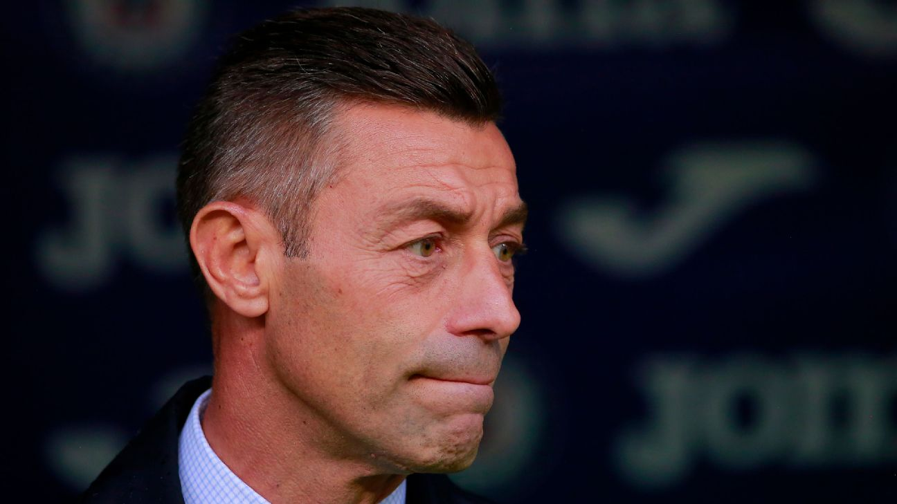 Former Rangers boss Pedro Caixinha has become the fourth manager to leave a Liga MX club over the early weeks of the Apertura.