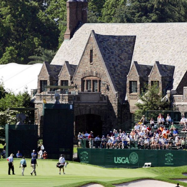 USGA: 'Sole focus' is U.S. Open at Winged Foot