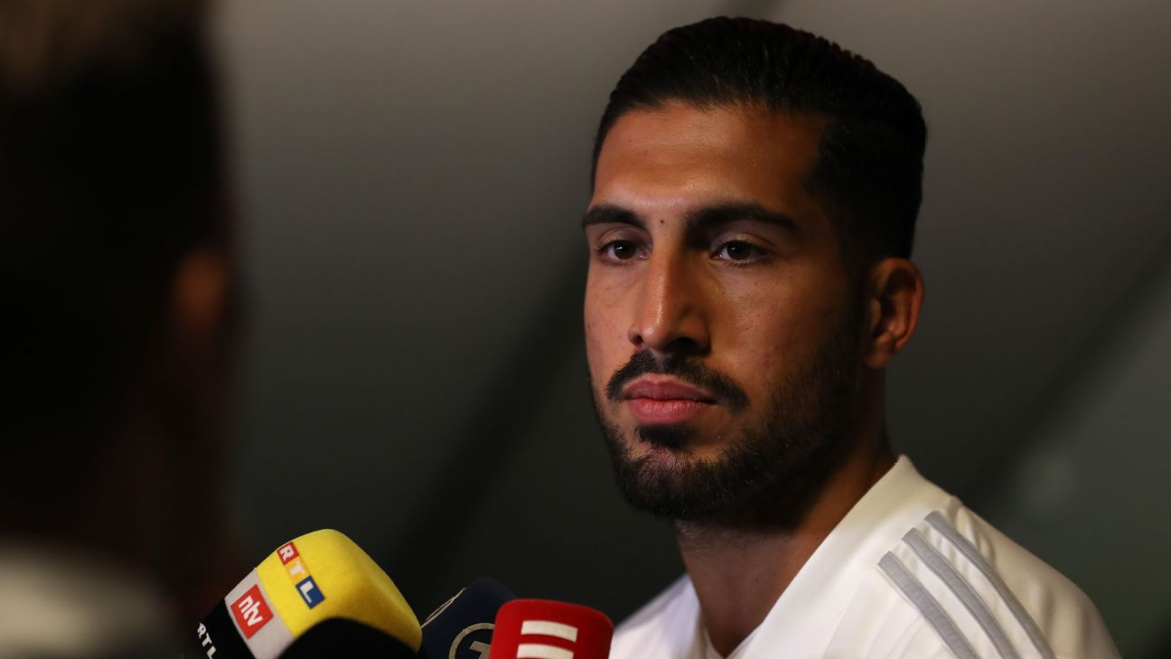Emre Can, Germany