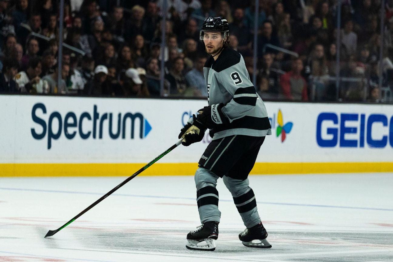 Los Angeles Kings hockey - Kings News, Scores, Stats, Rumors