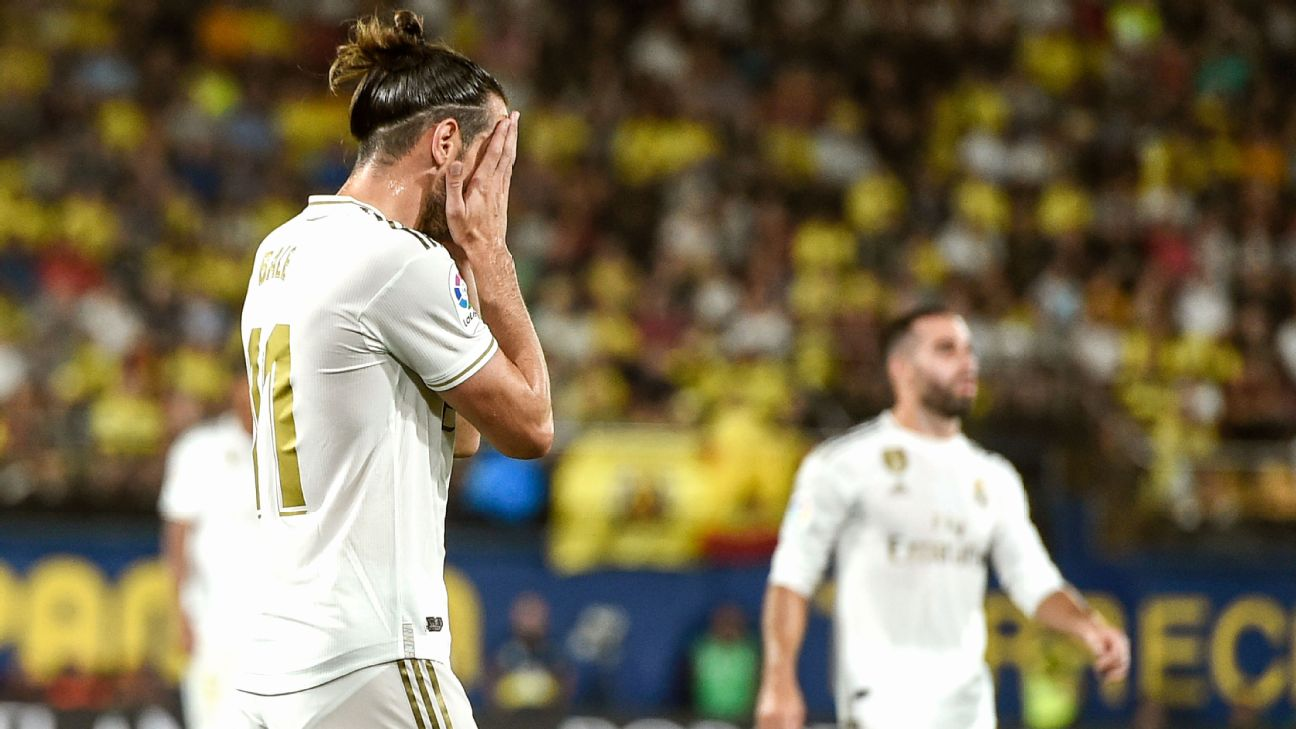 Gareth Bale looked certain to leave Real Madrid during the transfer window, but remains with the Bernabeu club.