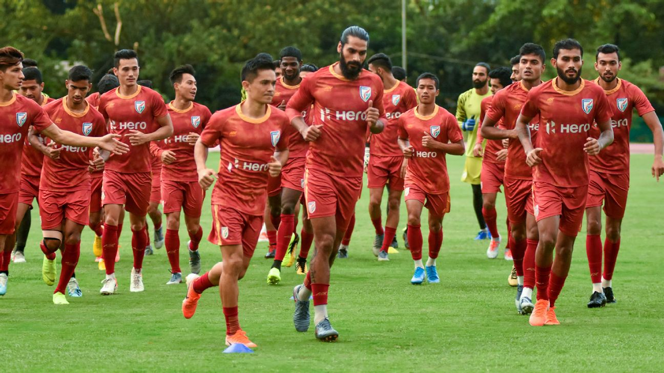 LIVE scores and updates - India vs Oman World Cup qualifier 1