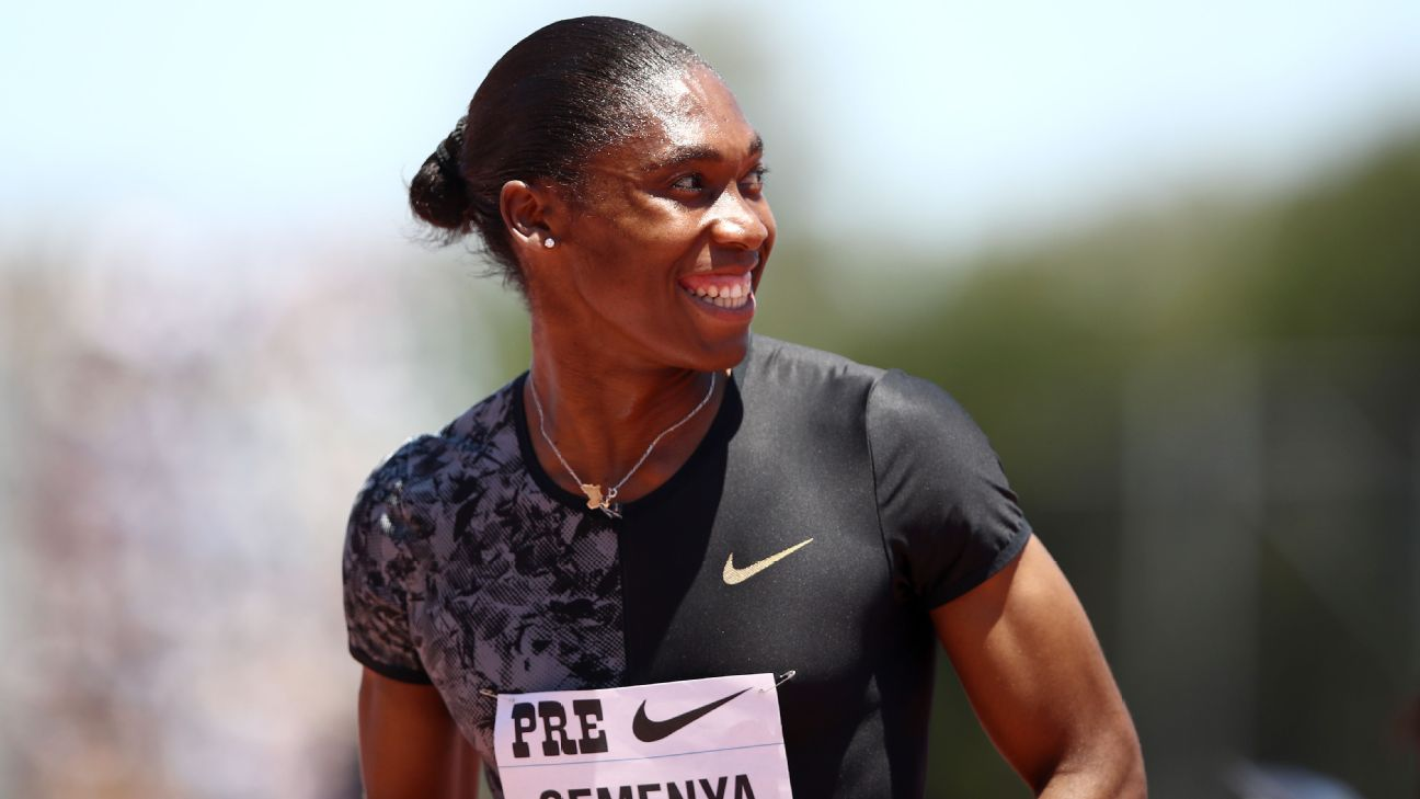 Caster Semenya's athletics career has been put on hold while she appeals the Court of Arbitration for Sport's decision to uphold the IAAF's testosterone limit, which dictates that the South African must take hormone blockers.