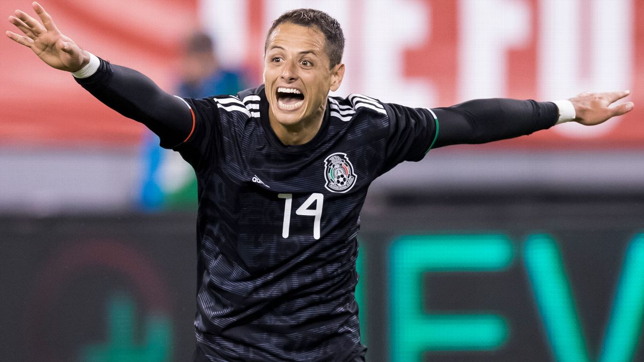 Hernandez shows he shouldn't be written off as Mexico beats United States 2
