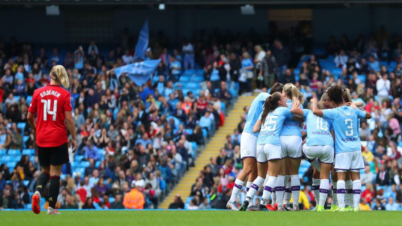 Caroline Weir, Manchester City
