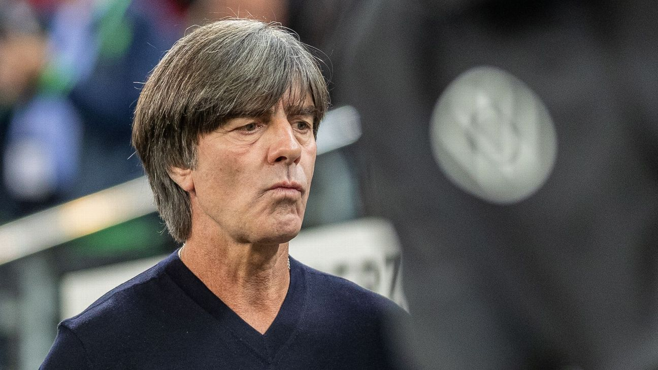 Germany and Jogi Low are firmly in transition, but can they get it right before Euro 2020? 1