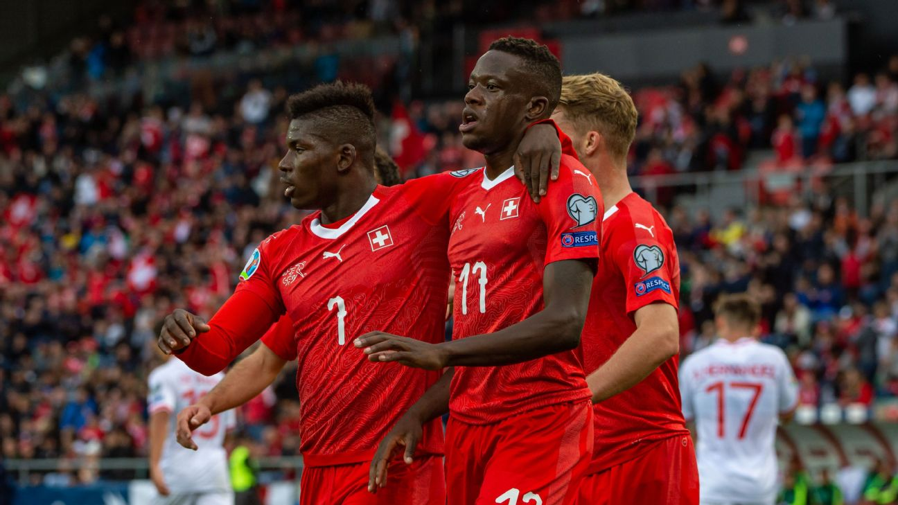 Switzerland vs. Gibraltar - Football Match Report - September 8, 2019 1