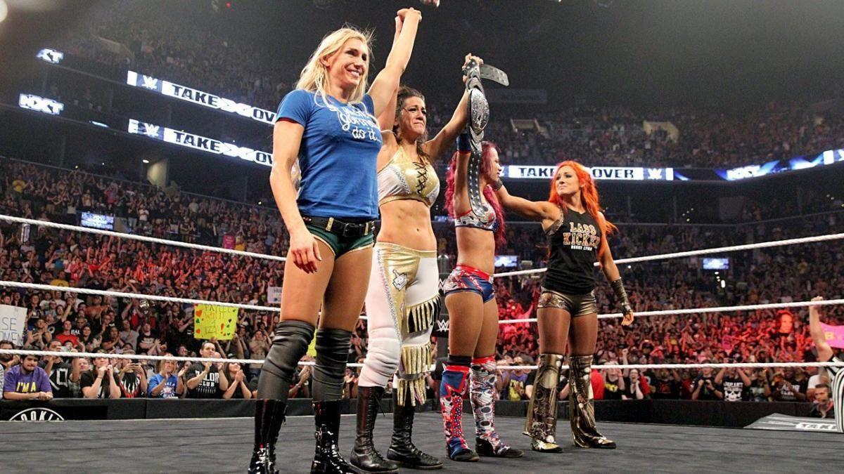 Las Cuatro Jinetes cambiaron la lucha femenina en la WWE
