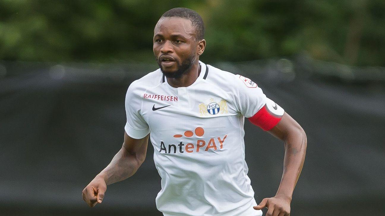 Umaru Bangura, FC Zurich