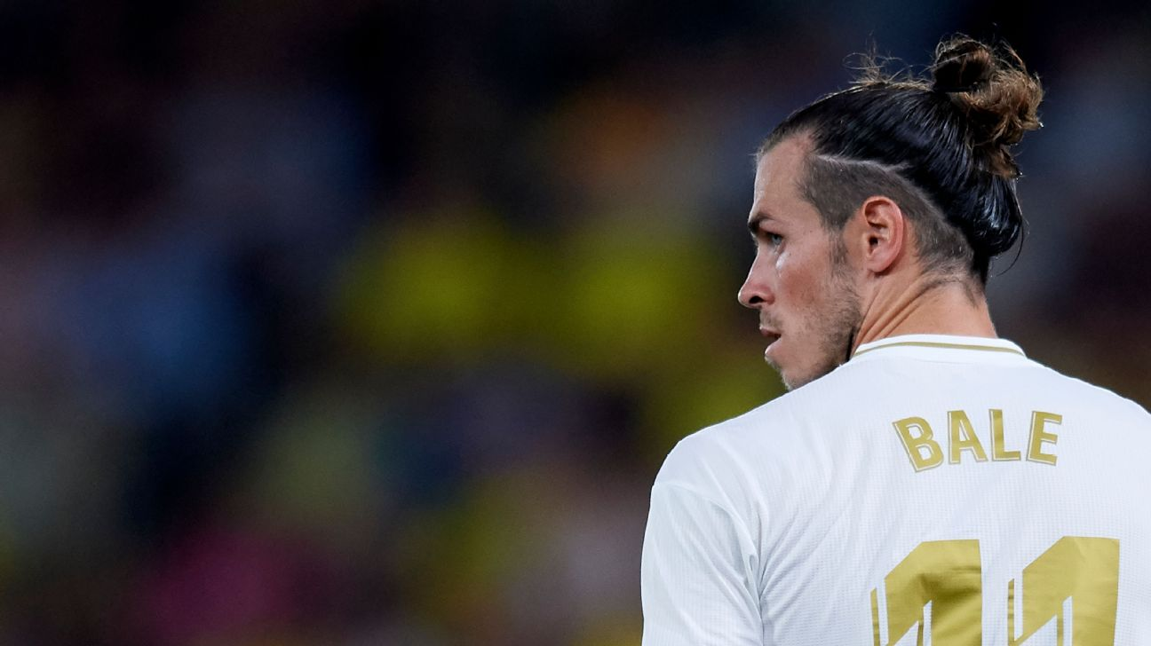 Gareth Bale is starring again for Real Madrid but don't think he's forgotten how they treated him 1