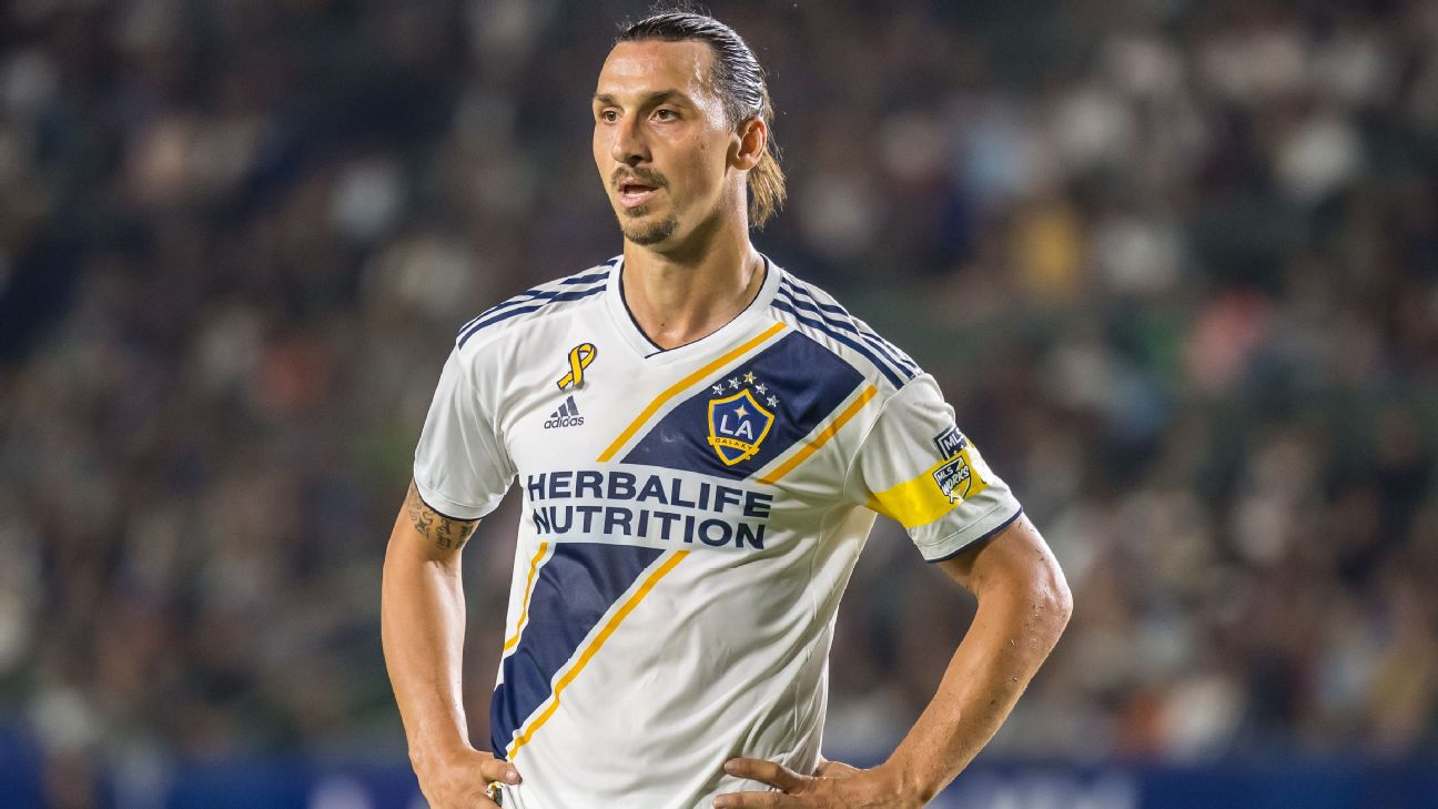 new concept 5e13a 19673 Ibrahimovic: I am the best ever to play in MLS | abc30.com