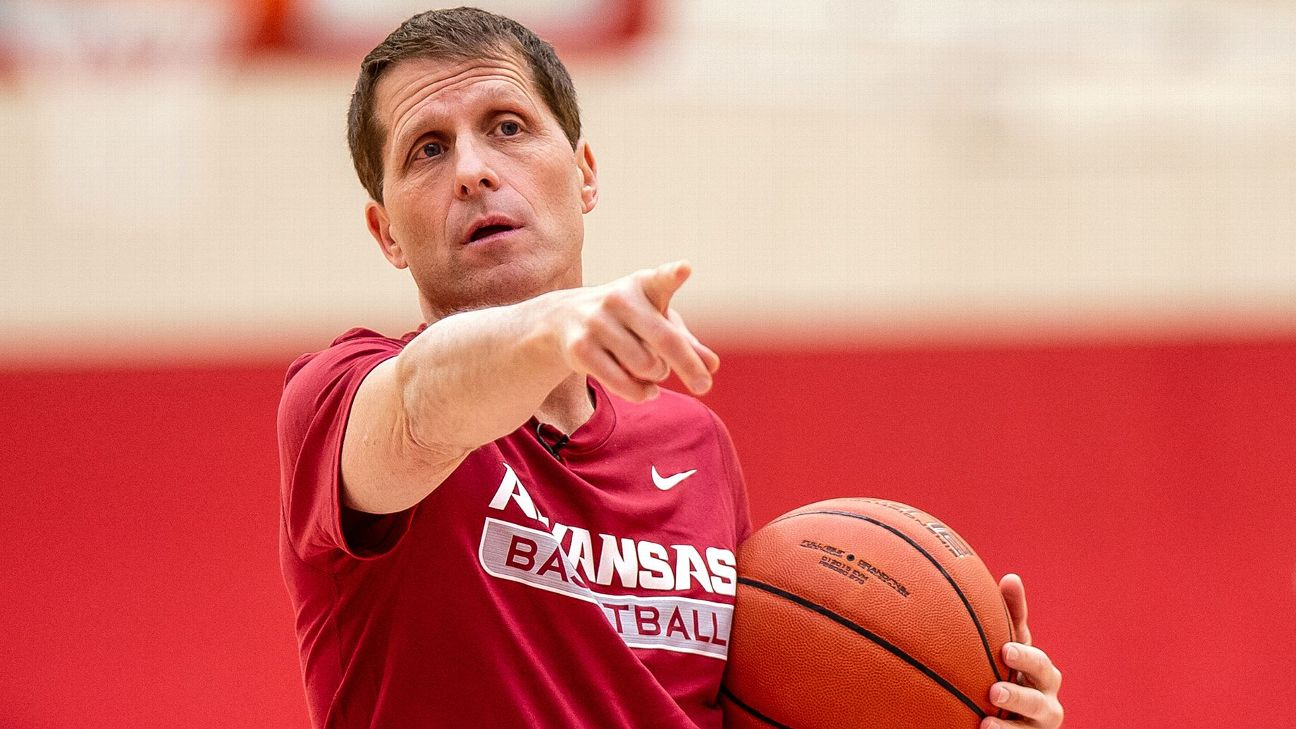 Does well-traveled Eric Musselman have the right formula at Arkansas?