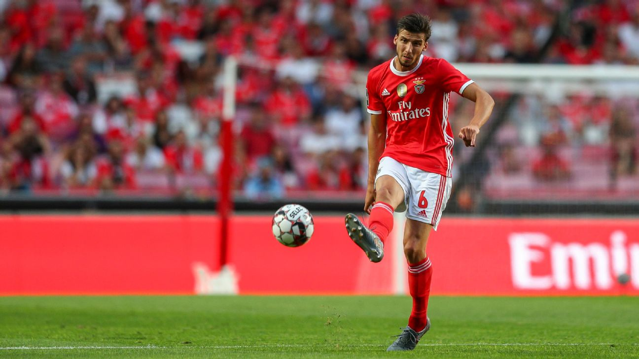 Benfica defender Ruben Dias is reportedly being scouted by Manchester United.