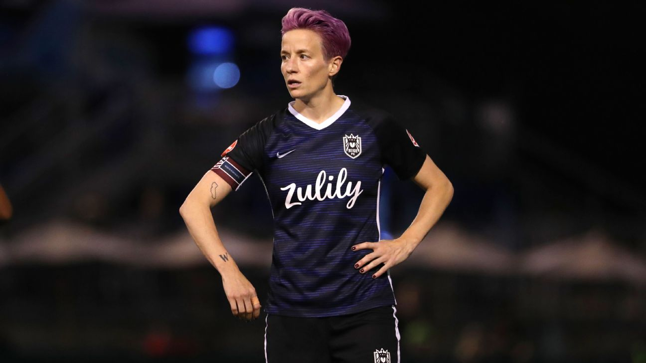 Megan Rapinoe, Seattle Reign FC
