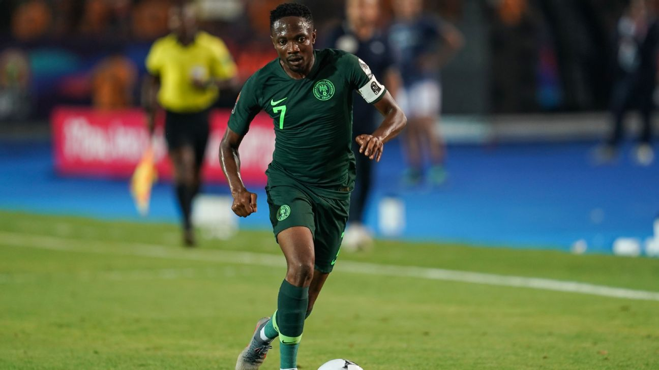 Nigeria captain Ahmed Musa is the highest-profile Super Eagles player to have featured in the WAFU Cup of Nations.