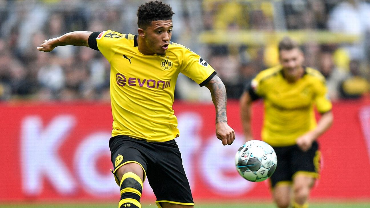 Jadon Sancho will be soccer's next superstar... but only on his terms