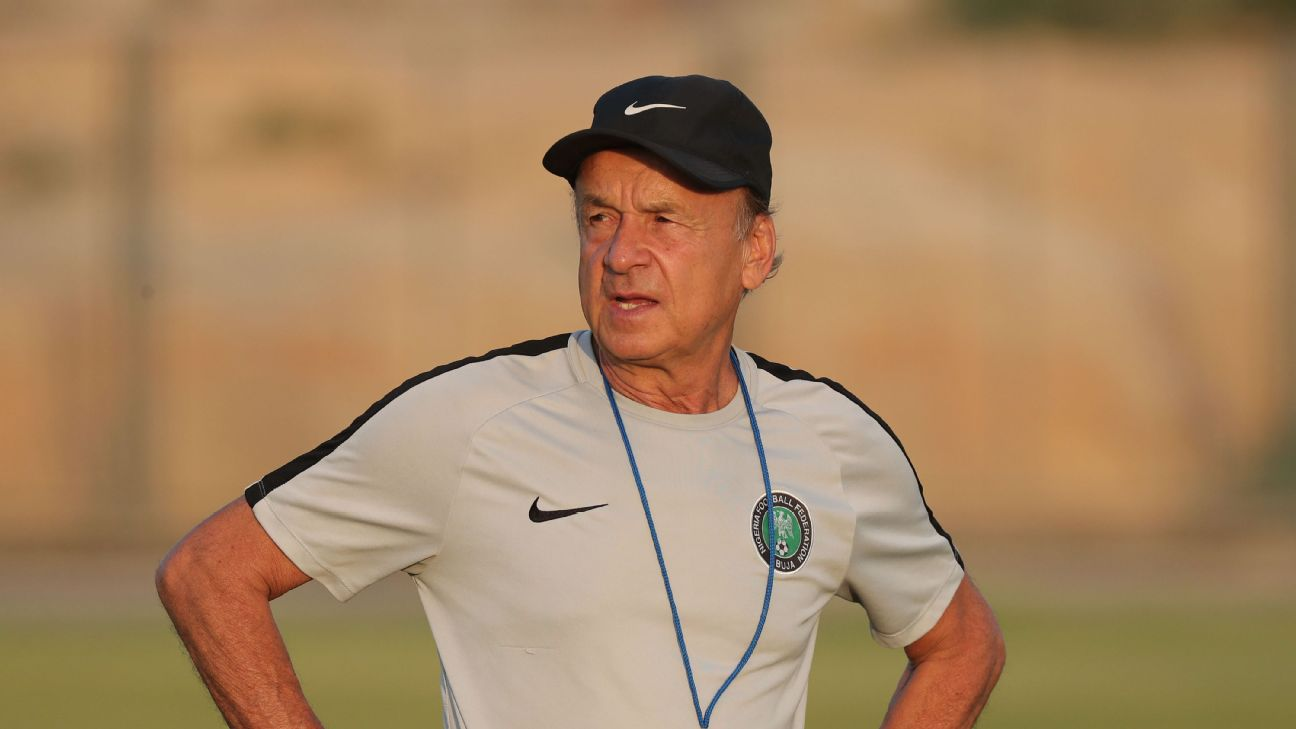 Nigeria coach Gernot Rohr would do well to keep an eye on the domestic-based players at the WAFU Cup of Nations.