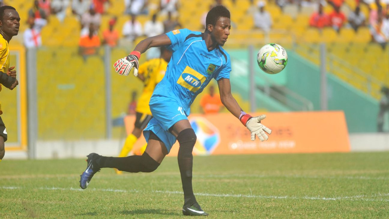 Asante Kotoko goalkeeper Felix Annan will be key for the Ghanaian club as they bid to progress past Tunisian giants Etoile du Sahel to the CAF Champions League group stage.