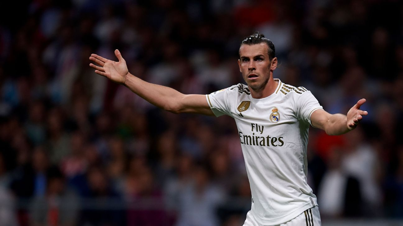 LIVE Transfer Talk: Bale wants out, and Man United could be