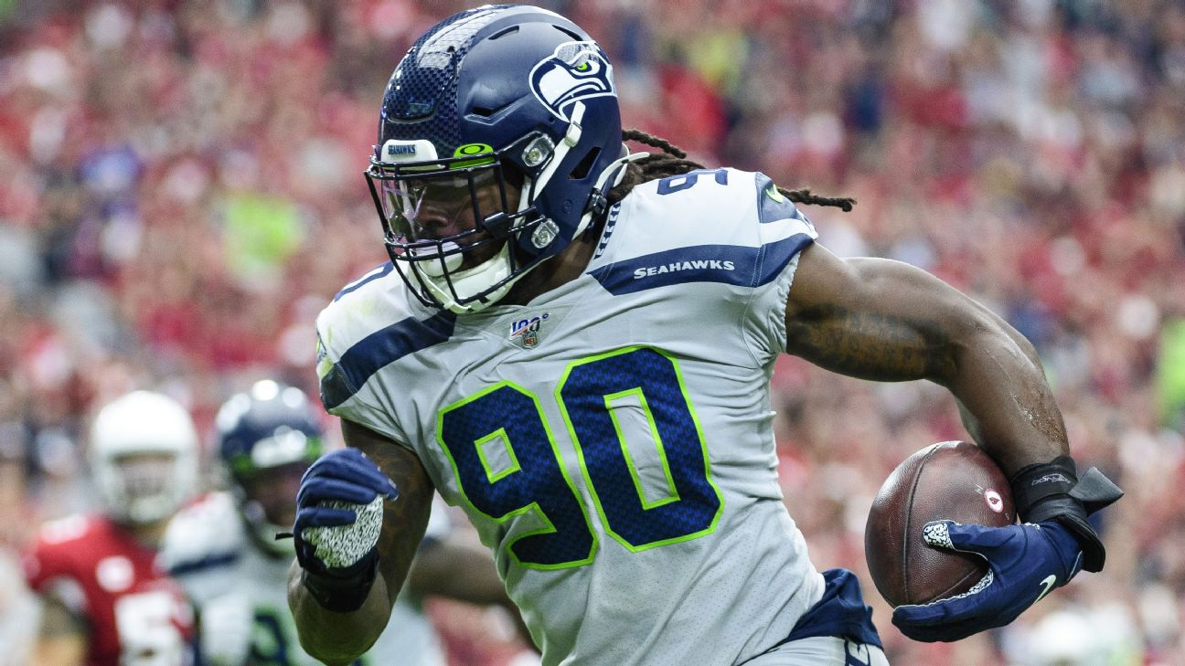 Seahawks ride drama-free win over Cards into Thursday showdown - Seattle Seahawks Blog- ESPN