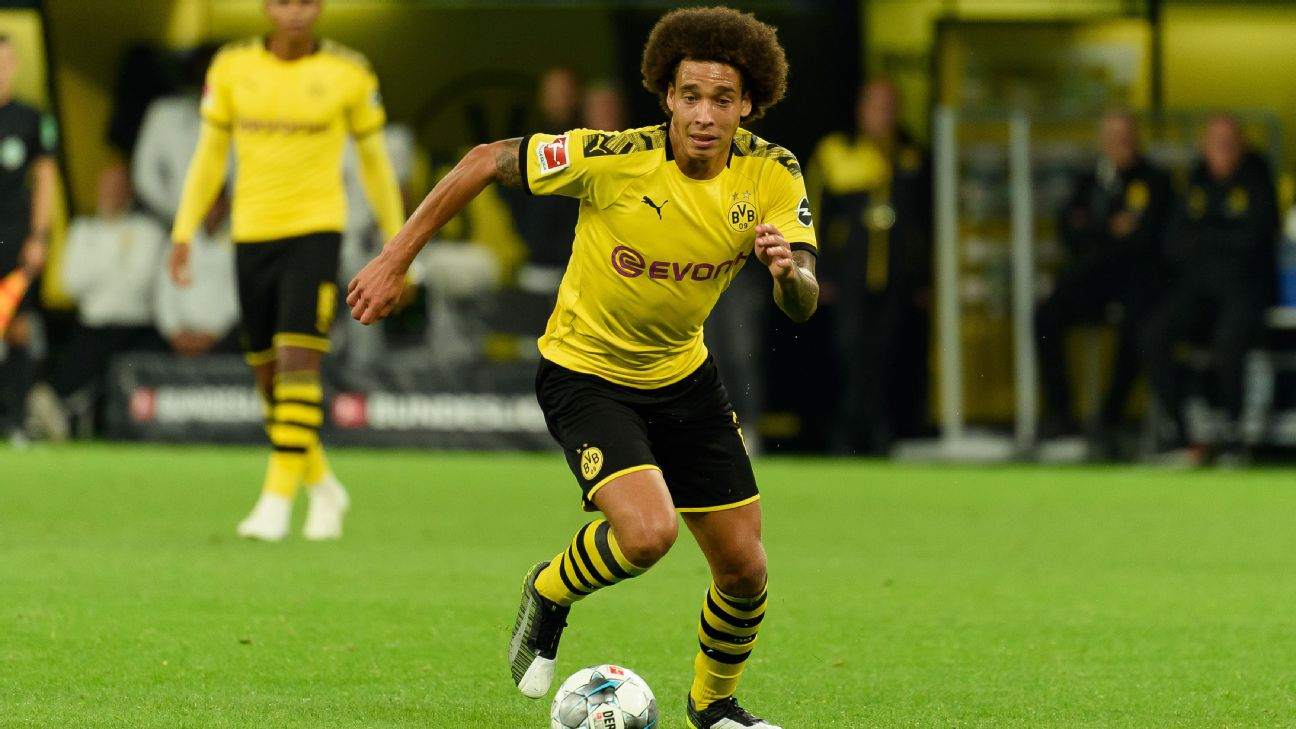 Axel Witsel has criticised his side Borussia Dortmund after their 2-2 Bundesliga draw against Werder Bremen.