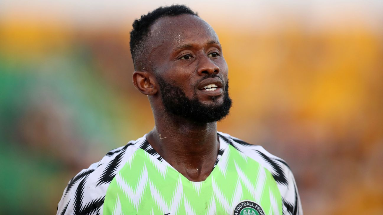 Nigeria striker Mfon Sunday Udoh did not produce his best form in the WAFU Cup of Nations match against Togo at the Stade Lat Dior in Senegal.