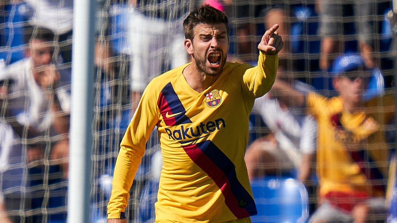 Gerard Pique enjoys a good relationship with Barcelona president Josep Maria Bartomeu, but the Catalan club's board is said to be unhappy with recent comments made by the defender.