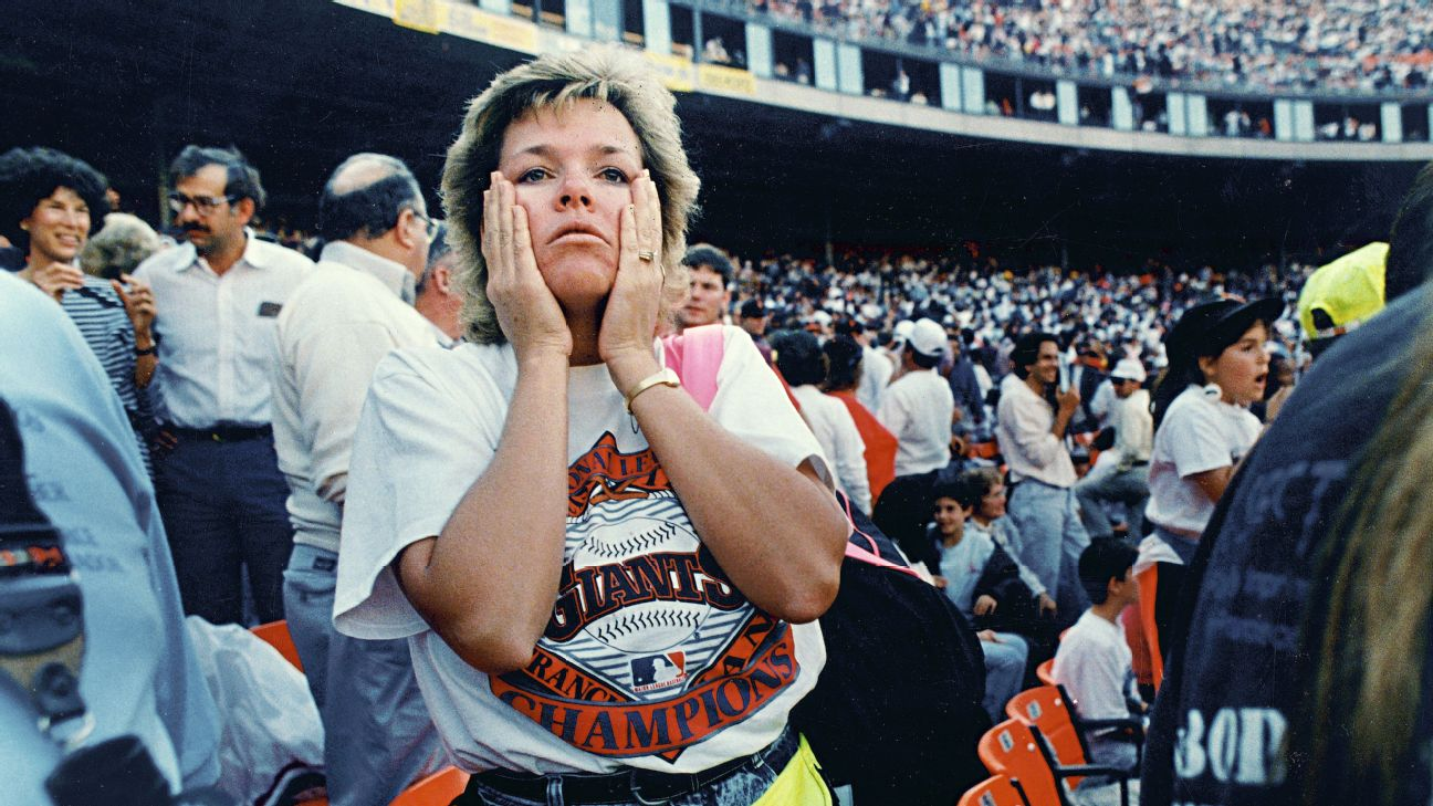 espn.com - Tim Kurkjian - The sound of fear': Thirty years ago, the Loma Prieta earthquake shook the World Series -- and the world