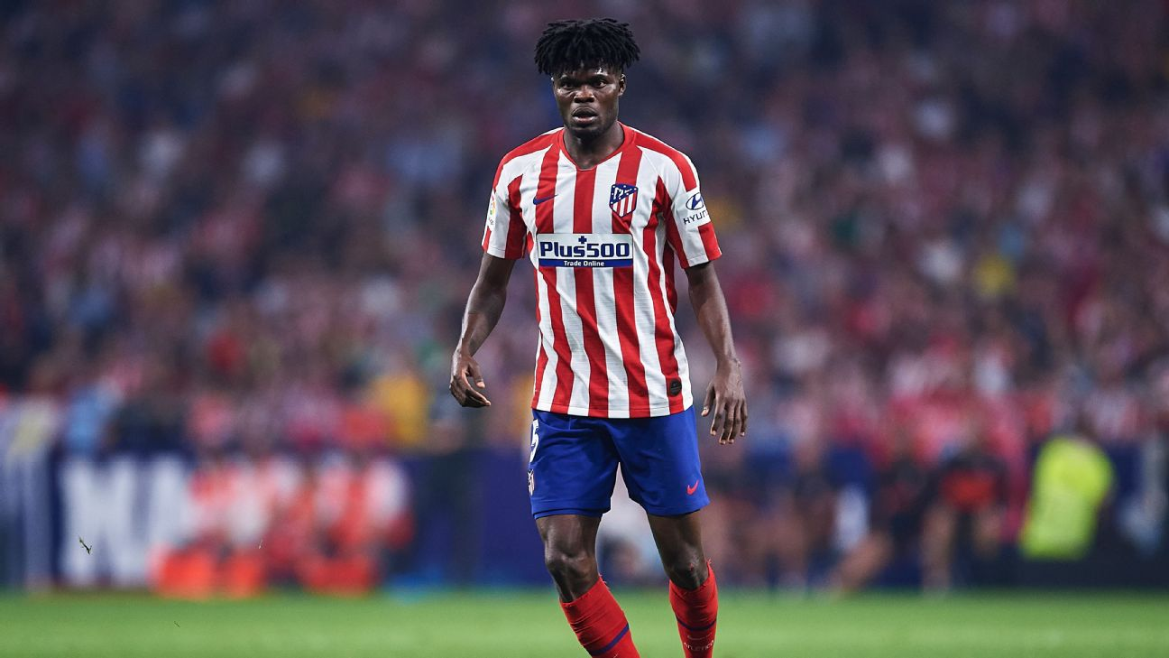 Thomas Partey -- like Lucas Vazquez, Alvaro Morata, Casemiro, Philippe Coutinho and many more -- had his house in Spain robbed.