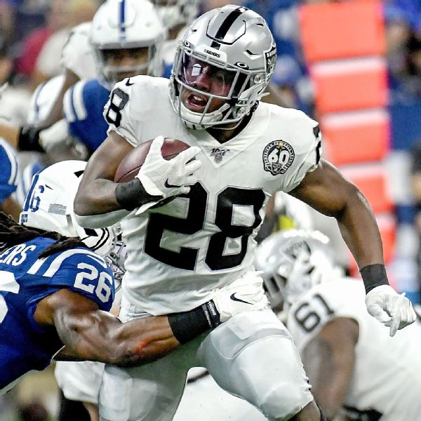 No DUI charges for Raiders' Jacobs after accident