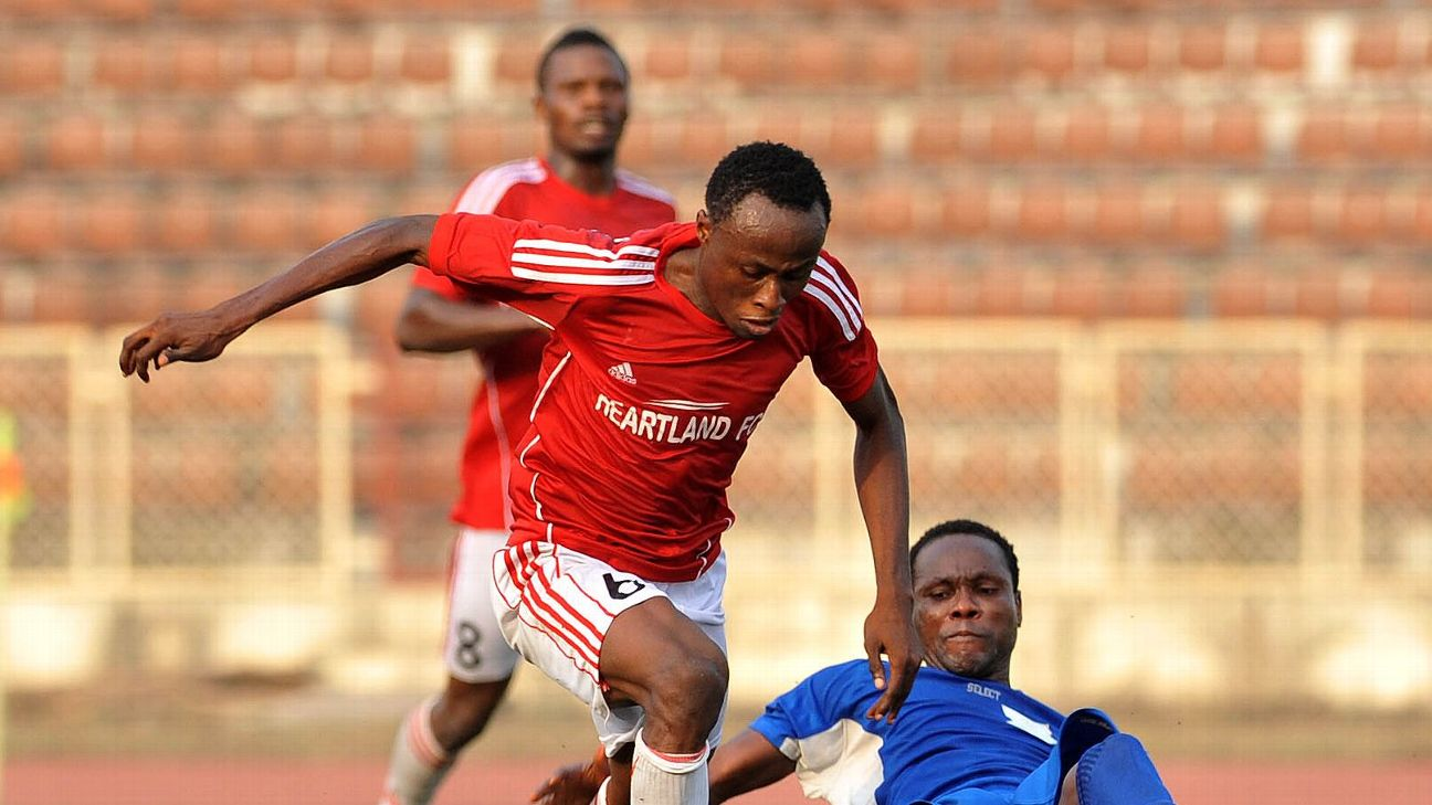 Ikechukwu Ibenegbu spend the bulk of his career with Heartland FC in Nigeria, before becoming an NPFL journeyman after his WAFU Cup success window to Europe closed.