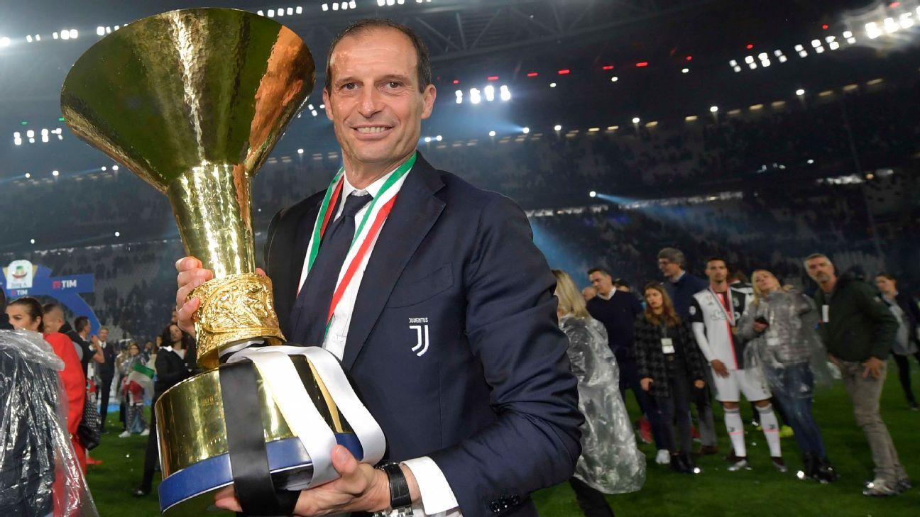 Massimiliano Allegri, Juventus