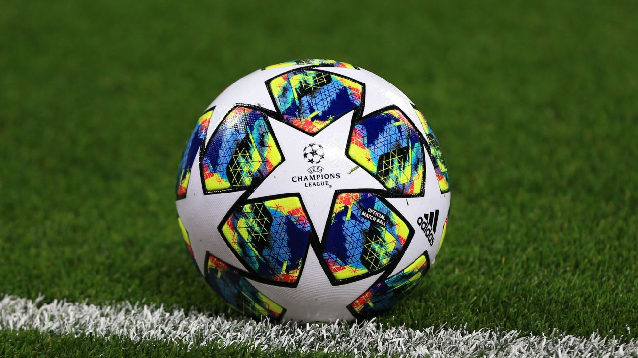 The 2019-2020 UEFA Champions League official match ball.