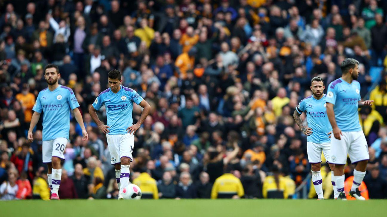 Premier League Review: Man City title hopes fading fast, Tottenham rotten to core