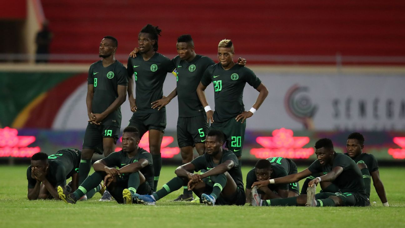 Nigeria's Super Eagles were undone by familiar old failings in their dismal WAFU Cup of Nations campaign.
