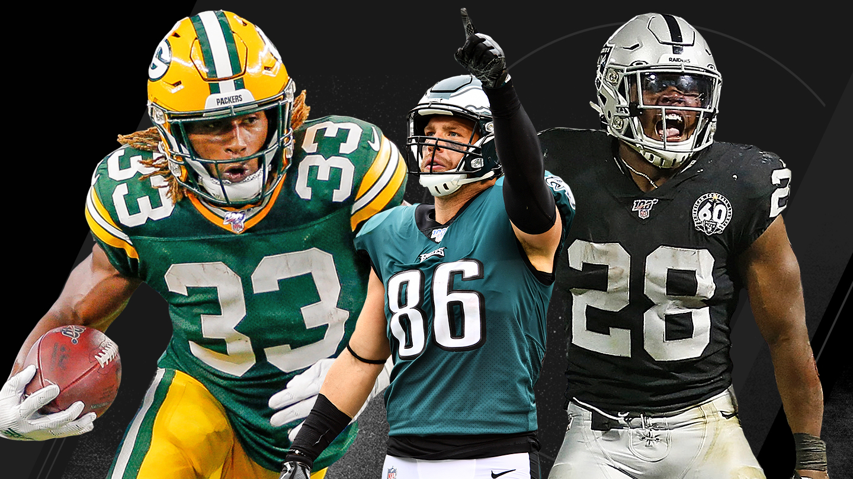 Week 6 NFL Power Rankings - 1-32 poll, plus every team's top fantasy surprise