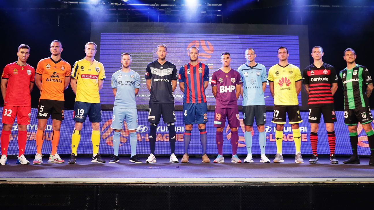 A-League captains