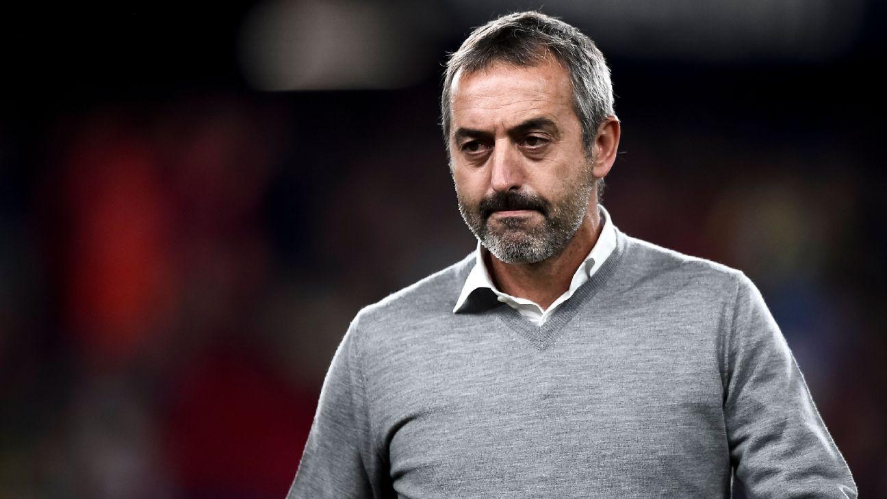Marco Giampaolo, AC Milan