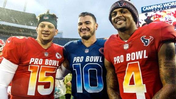What Separates Deshaun Watson And Patrick Mahomes One Huge