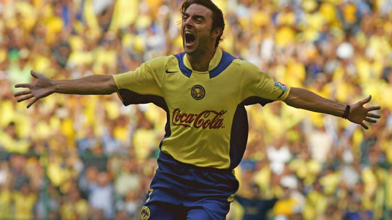Qué fue de Claudio 'Piojo' López, delantero campeón con América?