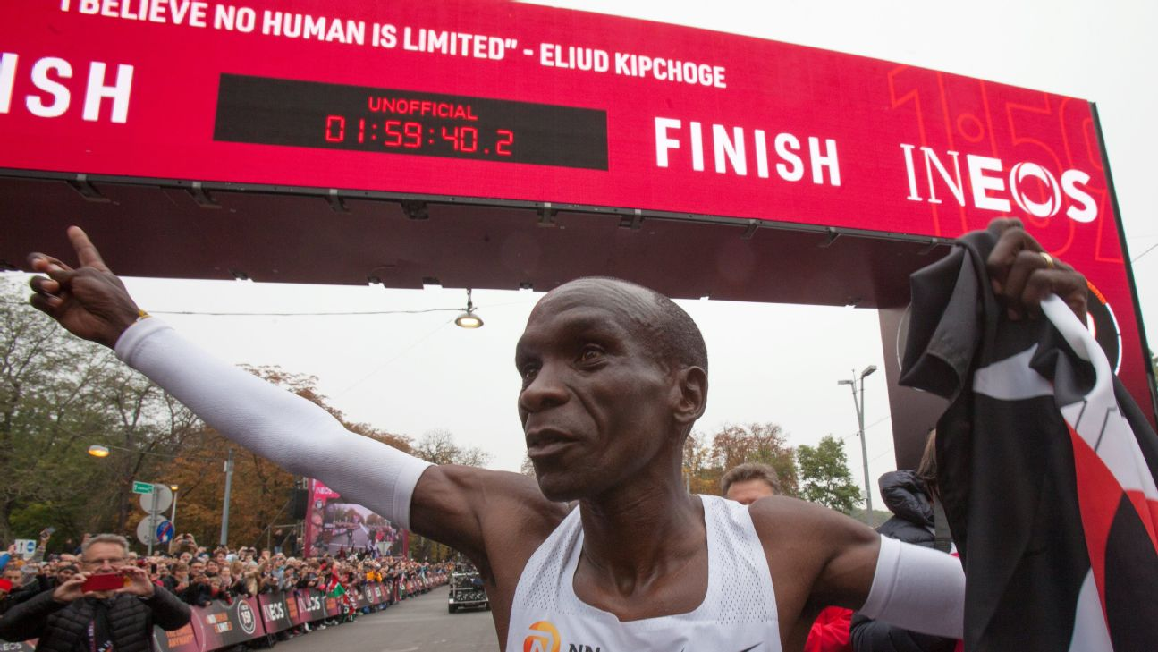 How Eliud Kipchoge Helped Perfect Nike's 3D Printing Process